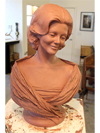 Pat's bust, Texas portrait bust of a woman, portrait bronze bust sculptures, commission bust portrait statues, bronze memorial busts, commission a bust bronze, historical memorial statues, monumental bronze sculptor, figurative portrait commissions in bronze, custom commission bronze sculptures, figurative bronze sculptures, portrait bronze commissions, family bronze statues, fine art bronze sculpture commissions, memorial bronze statues, public memorials, historical bronze sculptures, Children's park statues, military war memorials, commission a bust of a soldier, bronze sculptures of children, family memorial commission bronze statues, commission a portrait sculpture bust, life-size or monumental bronze